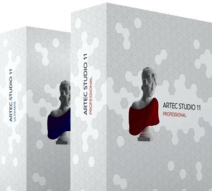 Artec 3D Studio 11
